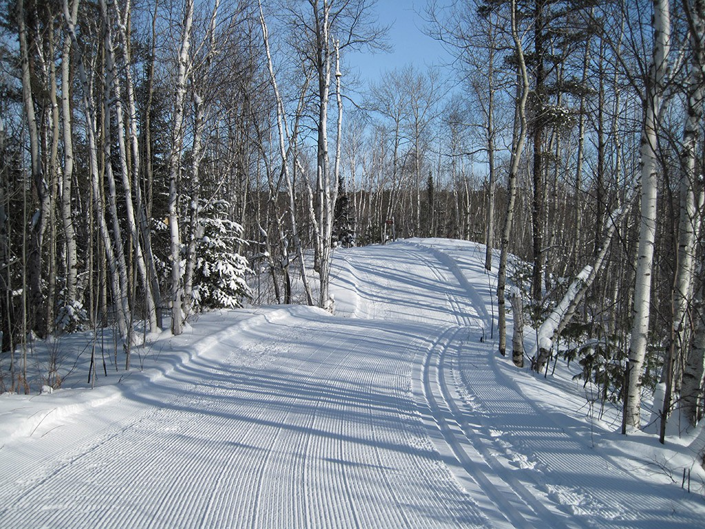 Temiskaming Nordic Centre - Ski Northern Ontario - Red Trail