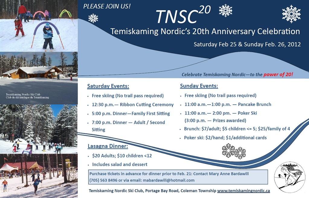 Temiskaming Nordic - Ski Northern Ontario - The Temiskaming Nordic Story